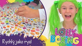 Lollyboxing 37 - Rychlý jako rys
