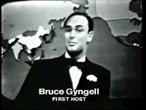 """""""Good evening and welcome to television"""" - Bruce Gyngell, 7pm September 16th 1956"""