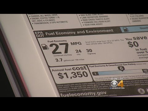 Consumer Groups: New EPA Standards Could Affect Driver's Wallet