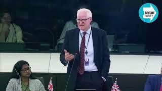Brexit Party MEP Matthew Patten: Our voices must be heard!