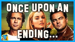 Once Upon a Time in Hollywood, Ending Explained