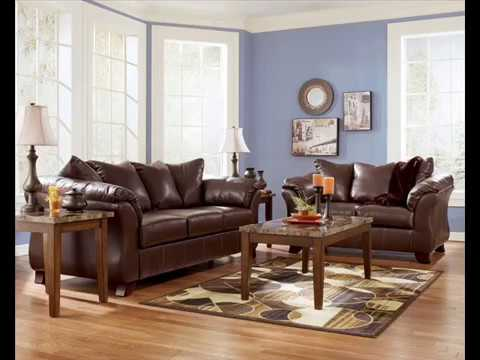 Ashley Furniture Living Rooms - Showcase - YouTube