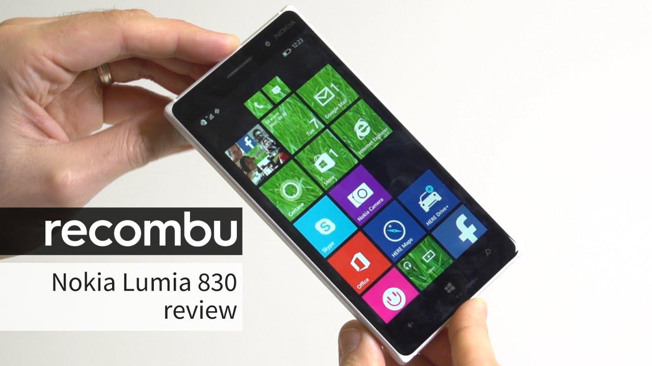 Nokia lumia 830 t mobile - Nokia Lumia 830 Review
