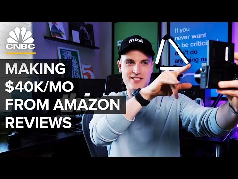What It's Like To Be A Professional Amazon Reviewer