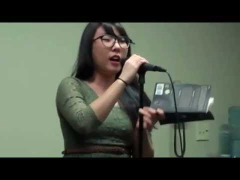 SPEAK UP! Performance Poetry as Radical Story Telling with FRANNY CHOI