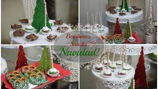 Bombones / dulces de Navidad / JasminMakeup1 Thumbnail