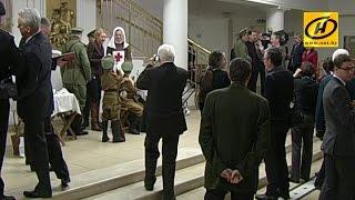 Цикл документальных фильмов «Первая мировая», дом Москвы