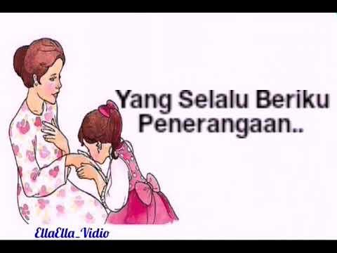 Kaulah Ibuku