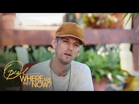Aaron Carter: I Self-Medicated to Treat Depression | Where Are They Now | Oprah Winfrey Network