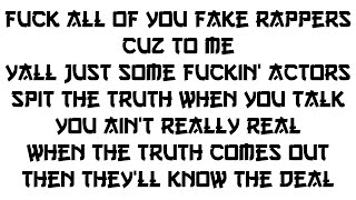 Young Drummer Boy - Fake Rappers (With Lyrics On Screen)-High Forever 2015
