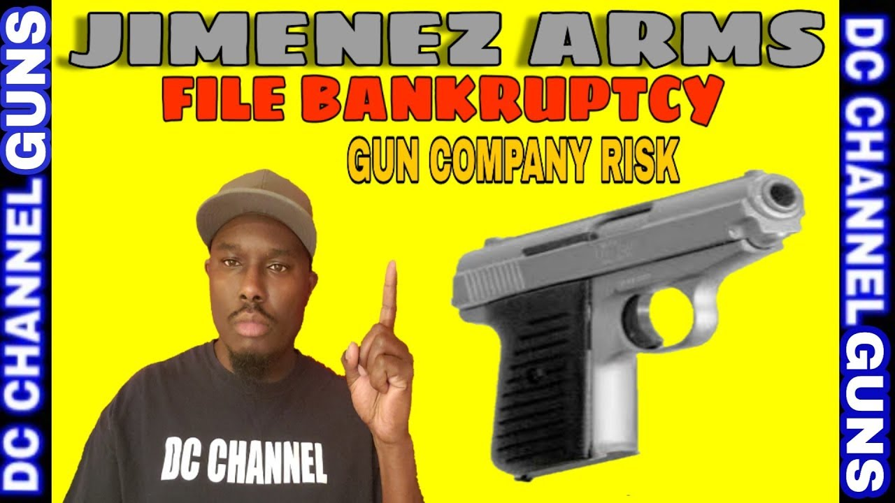 Virginia Bill Allow People To Waive 2A Right's | Jimenez Arms Files Bankruptcy | GUNS