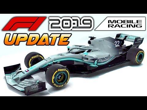 F1 2019 Game Update! - F1 Mobile Racing - Abu Dhabi GP Gameplay!
