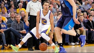 Stephen Curry - Crossovers and Handles Compilation 15-16 MVP Season PART 1