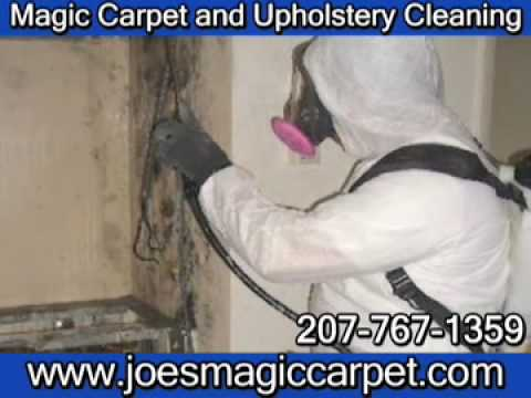 Magic Carpet and Upholstery Cleaning, South Portland, ME