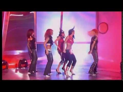 Download Girls Aloud - Wake Me Up (Saturday Night Takeaway 2005) Pics