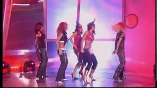 Скачать Girls Aloud Wake Me Up Saturday Night Takeaway 2005