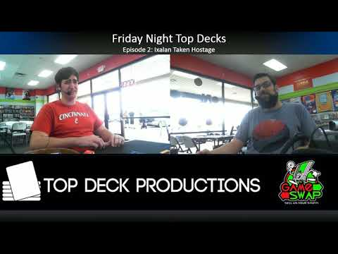 Friday Night Top Decks Episode 2: 10/6/17 SCG Dallas recap & more