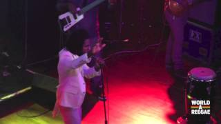 Chronixx - Start A Fyah - Live at The Scala London October 13, 2013