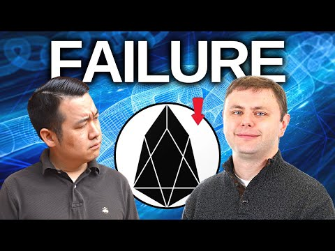 Why EOS failed miserably... (My Contrarian View)