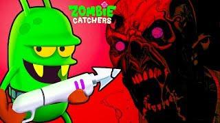 - Zombie Catchers 7 поймал ЗОМБИ БОССа Игровой мультик про зомби апокалипсис Охотники на Зомби