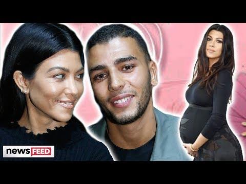 Kourtney Kardashian Wishes For Babies After Reuniting With Younes Bendjima!