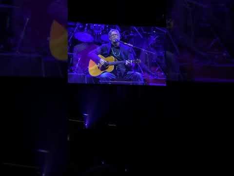 """""""Tears in Heaven """". Eric Clapton Live in Las Vegas."""