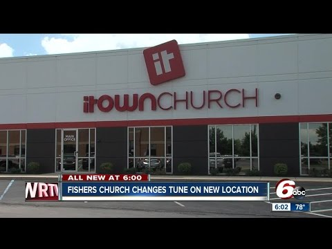 Fishers iTown Church eyeing new location for expansion