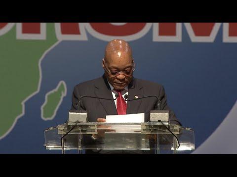 Summit Elevates China-Africa Cooperation Partnership to New Level: Jacob Zuma