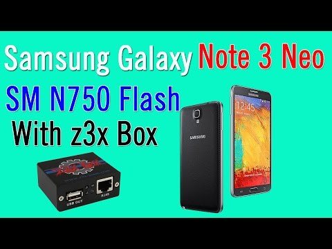 Download How To Flash Samsung Galaxy Note 3 Neo Sm N750 1000 Done