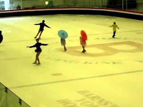 San Francisco Ice Theater 2011 Freestyle Program