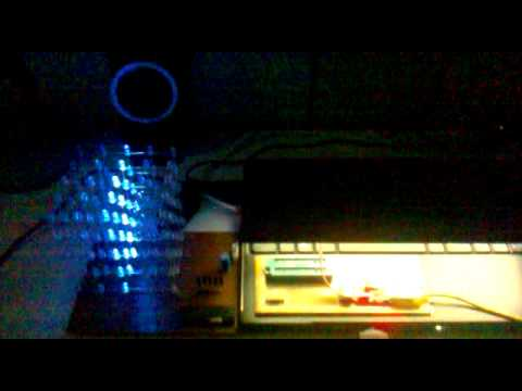 LED CUBE 5x5x5