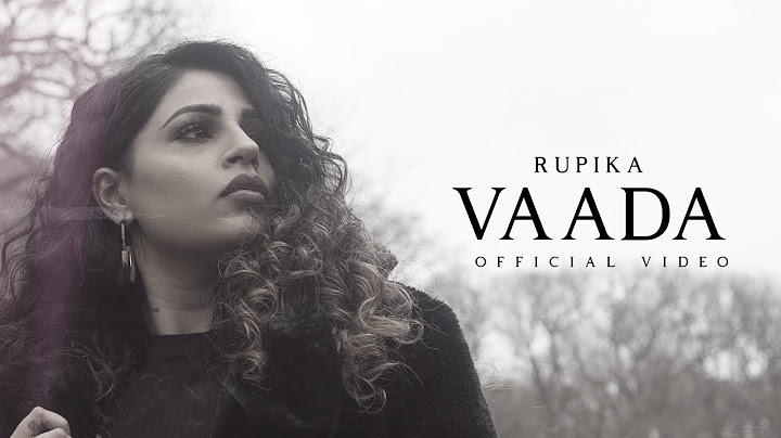 rupika  vaada  official video  music by sp