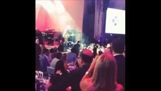leonardo dicaprio foundation gala sttropez 23072014 videoreview r