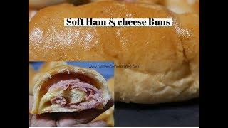 Ham & Cheese Bakery Rolls