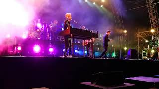 A-ha - Take On Me (LIVE), Electric Summer Tour, 13.07.2018, Domplat...
