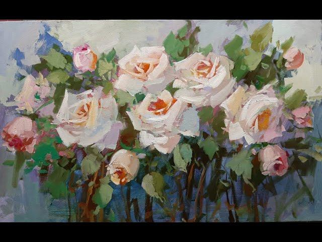 Букет   Bouquet  Vugar Mamedov