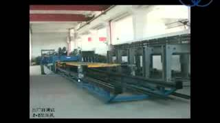 PU(Polyurethane) Sandwich Panel Production Line