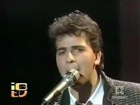 MARCO ARMANI - SOLO CON L'ANIMA MIA(1984)