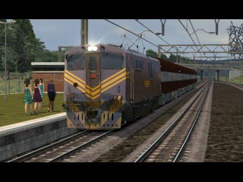 Train Simulator: KwaZulu-Natal Corridor: ''School Rugby Dilemma''