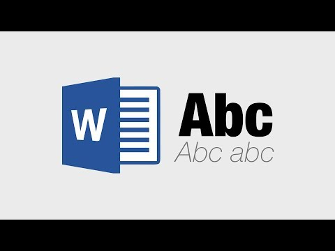 Formatare in Word