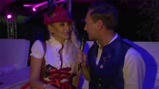 Pre-Oktoberfestparty P1 Tatjana Gsell enthüllt privates Geheimnis zu Promi BigBrother Deutschland