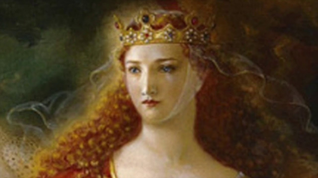 Duchess Eleanor of Aquitaine, ...