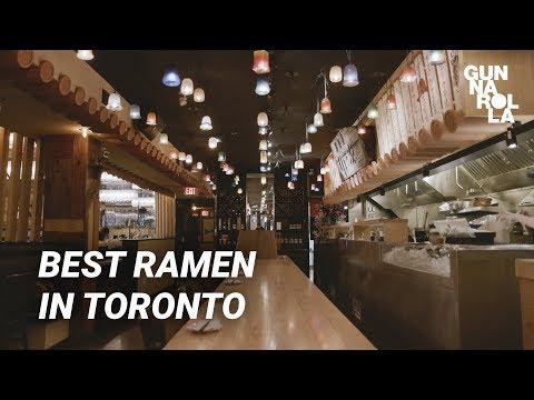 The Best Ramen Restaurant in Toronto   Eat-Up Meet-Up