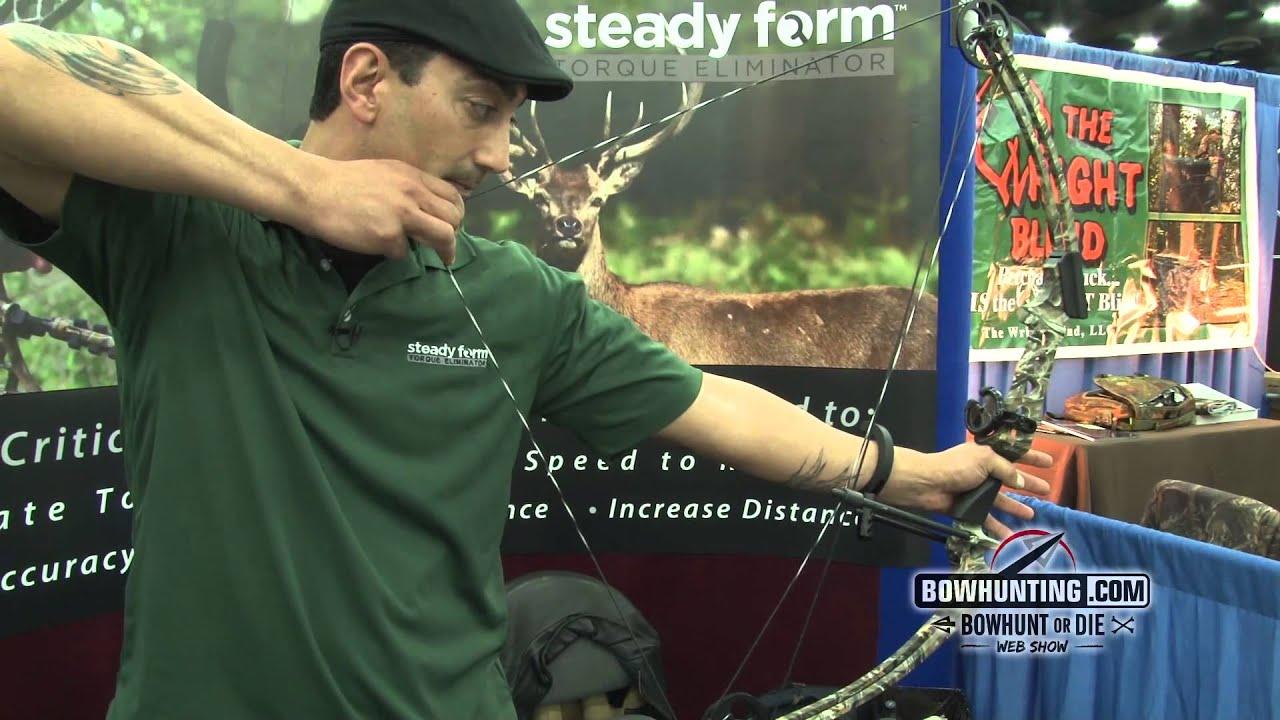 2013 ATA Show Steady Form Torque Eliminator - YouTube