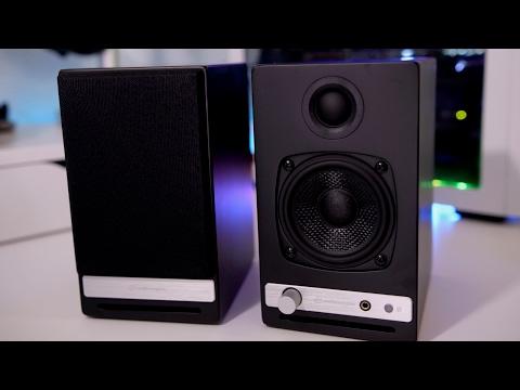 Best Hifi Desk Speakers? AudioEngine HD3 w/ Bluetooth