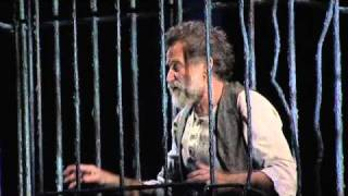 """Show Clips: """"Bengal Tiger at the Baghdad Zoo"""" on Broadway with Robin Williams"""