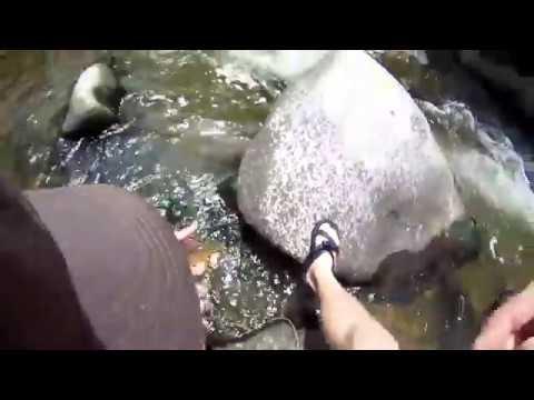 Boulder creek fishing youtube for Boulder creek fishing