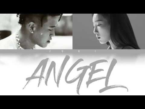 Angel (Feat. 태연 TAEYEON) - Chancellor (챈슬러) [HAN/ROM/ENG COLOR CODED LYRICS]