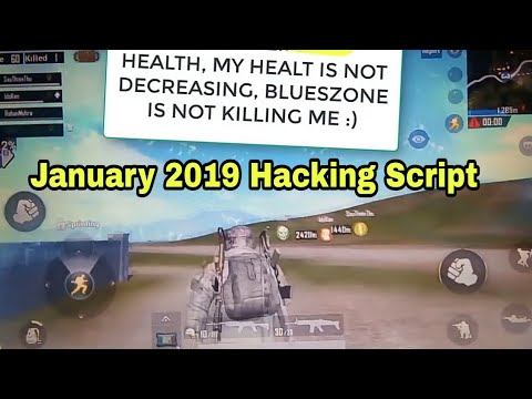 Pubg Mobile Hack - Unlimited Health, Aimbot, Speed Run, New Bypass