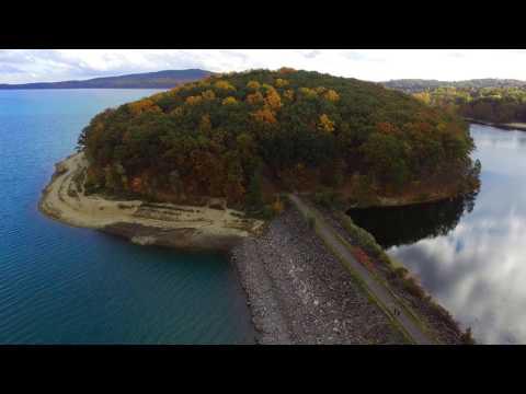 Beauty of nature, Clinton, Hunterdon County, NJ. Shots done with Phantom 3 standard